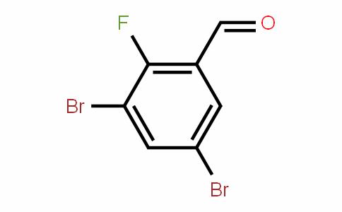 3,5-Dibromo-2-fluorobenzaldehyde