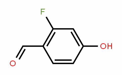 2-Fluoro-4-hydroxybenzaldehyde