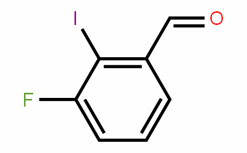 3-Fluoro-2-iodobenzaldehyde