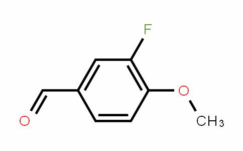3-Fluoro-4-methoxybenzaldehyde