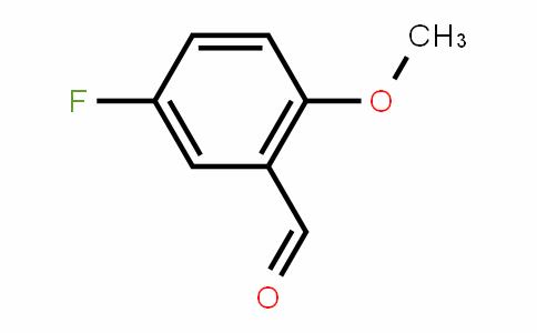 5-Fluoro-2-methoxybenzaldehyde