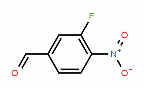 3-Fluoro-4-nitrobenzaldehyde