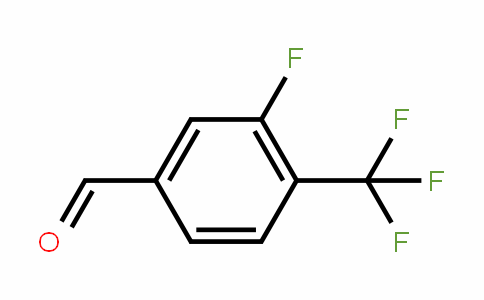 3-Fluoro-4-trifluoromethylbenzaldehyde