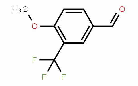 4-methoxy-3-(trifluoromethyl)benzaldehyde