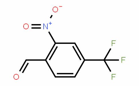 2-Nitro-4-(trifluoromethyl)benzaldehyde