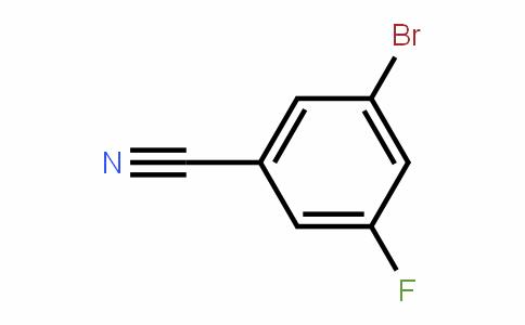 3-Bromo-5-fluorobenzonitrile