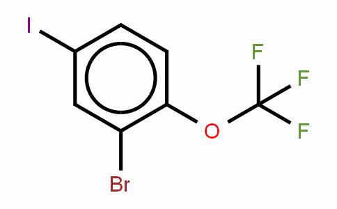 2-Bromo-4-iodo(trifluoromethoxy)benzene