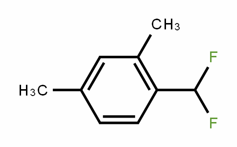 2,4-Dimethyl-1-difluoromethylbenzene