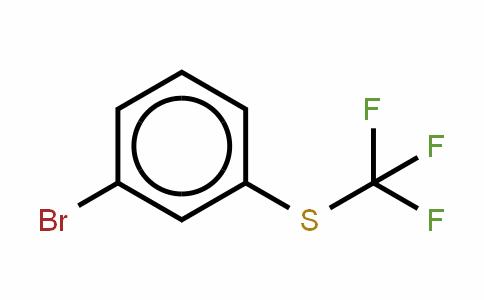3-(Trifluoromethylthio)bromobenzene