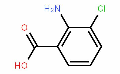2-Amino-3-chlorobenzoic acid