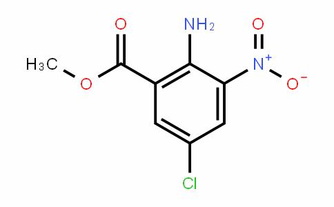 Methyl2-amino-5-chloro-3-nitrobenzoate