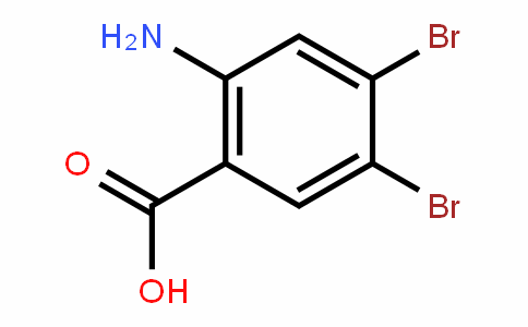 2-Amino-4,5-dibromobenzoic acid