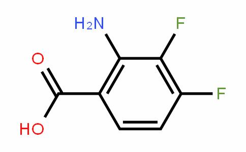 2-Amino-3,4-difluorobenzoic acid