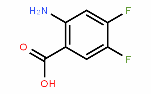 2-amino-4,5-difluorobenzoic acid