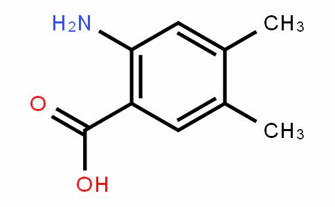 2-Amino-4,5-dimethylbenzoic acid