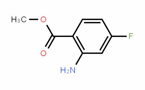 Methyl2-amino-4-fluorobenzoate