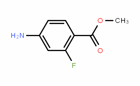 Methyl 4-amino-2-fluorobenzoate