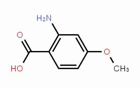 2-Amino-4-methoxybenzoic acid
