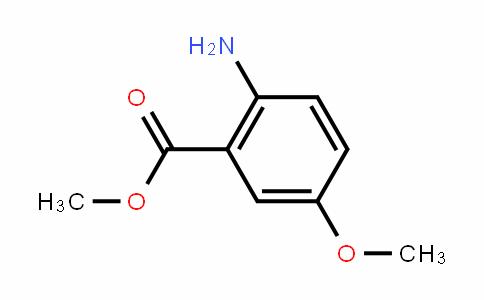 Methyl 2-amino-5-methoxybenzoate