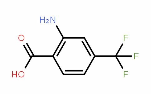 2-Amino-4-(trifluoromethyl)benzoic acid