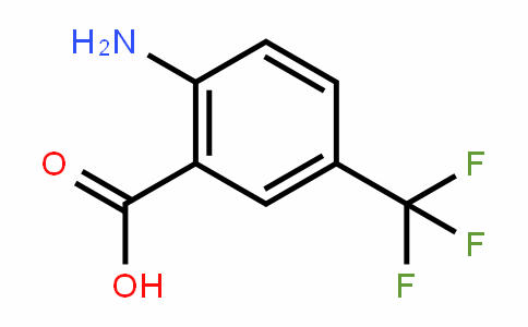 2-Amino-5-(trifluoromethyl)benzoic acid