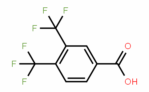 3,4-Bis(trifluoromethyl)benzoic acid