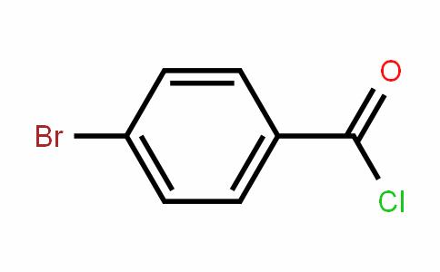 P-Bromobenzoyl chloride