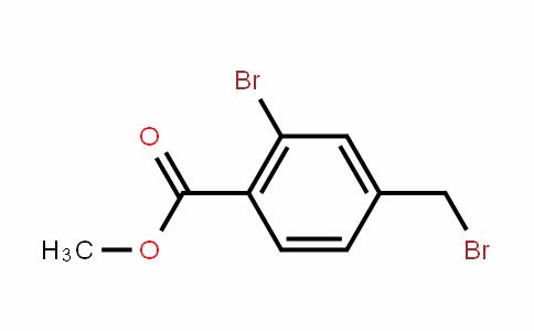甲酯2-溴-4-溴甲基苯甲酸