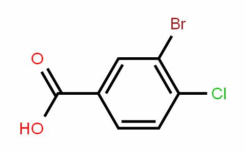3-Bromo-4-chlorobenzoic acid