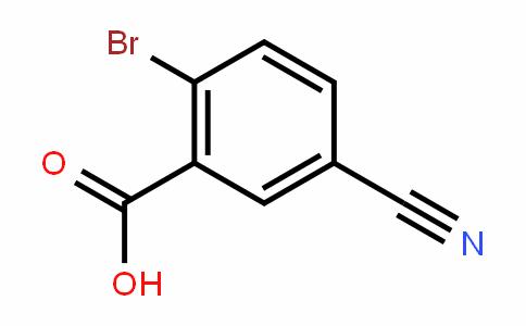 2-Bromo-5-cyanobenzoic acid