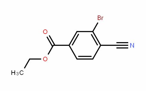 Ethyl 3-bromo-4-cyanobenzoate