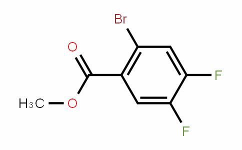 Methyl 2-bromo-4,5-difluorobenzoate