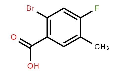 2-Bromo-4-fluoro-5-methylbenzoic acid