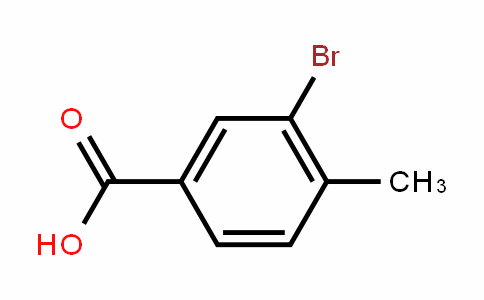 3-Bromo-4-methylbenzoic acid