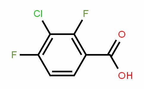 3-Chloro-2,4-DifluoroBenzoic Acid