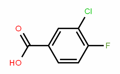 3-Chloro-4-fluorobenzoic acid