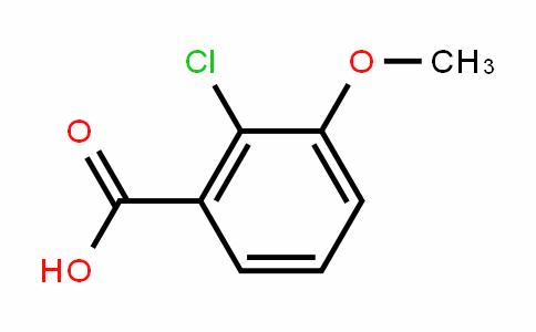2-Chloro-3-methoxybenzoic acid