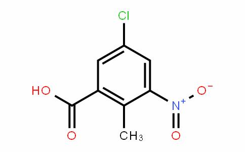 5-Chloro-2-methyl-3-nitrobenzoic acid