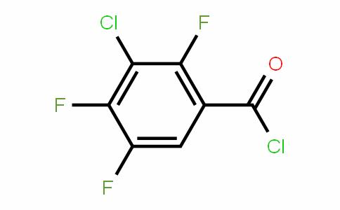 3-Chloro-2,4,5-trifluorobenzoyl chloride