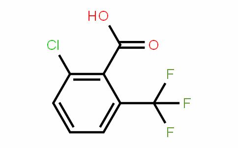 2-Chloro-6-(trifluoromethyl)benzoic acid