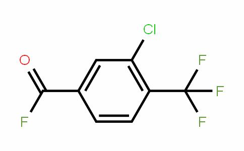 3-Chloro-4-(trifluoromethyl)benzoyl fluoride
