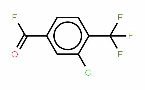 3-Chloro-4-(trifluoromethyl)benzoyl choride