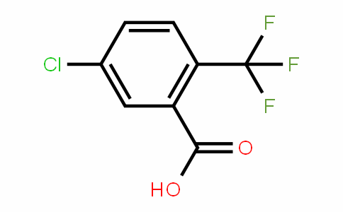 5-Chloro-2-(trifluoromethyl)benzoic acid