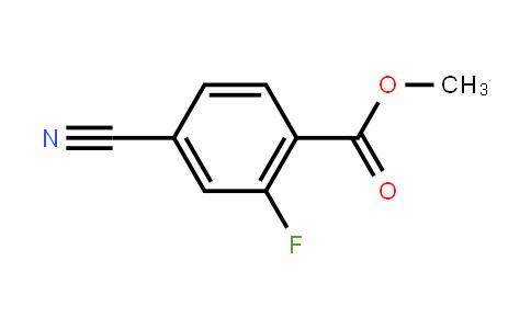 Methyl 4-cyano-2-fluorobenzoate