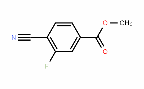 Methyl 4-cyano-3-fluorobenzoate