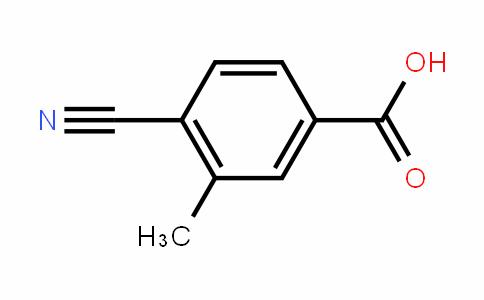 4-Cyano-3-methylbenzoic acid
