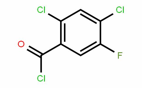 2,4-Dichloro-5-fluorobenzoyl chloride