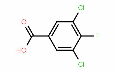 3,5-Dichloro-4-fluorobenzoic acid