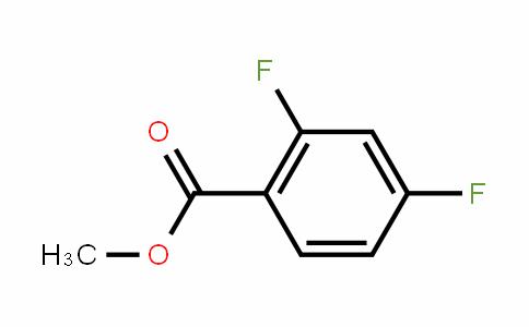 Methyl 2,4-difluorobenzoate