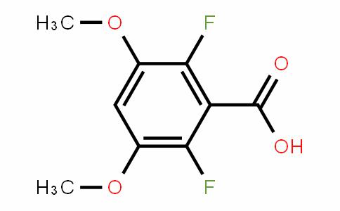 2,6-Difluoro-3,5-dimethoxybenzoic acid